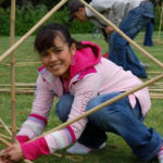 kinderfeest bouwen