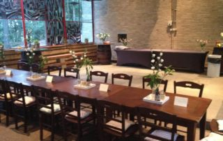 bruiloft arrangement