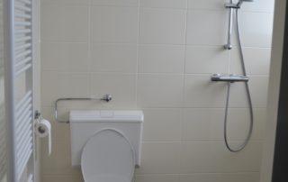 sanitair groepsaccommodatie