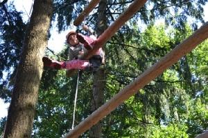 schoolkamp klimmen