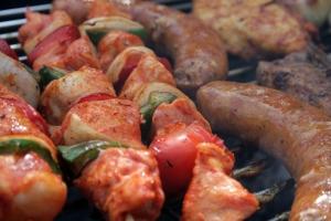 barbecue verblijf